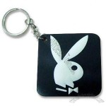 Rubber or PVC Keychain