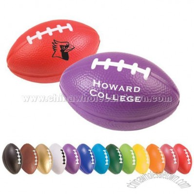 Rugby Football Stress Balls