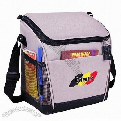 Rugged 600D Polyester Cooler Bag