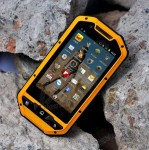 Rugged Military Standard Android Phone - 3.5 Inch Screen, Waterproof, Shockproof