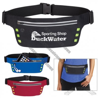 Running Belt With Safety Strip And Lights