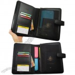 SAAB log book cover/Business Travel Wallet