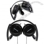 SE-MJ21 Over-Ear Stereo Earphone DJ Headphone