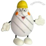 Safety Guy Figure Stress Ball
