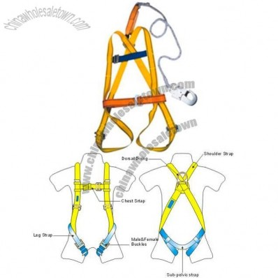 Safety Harness EN 361