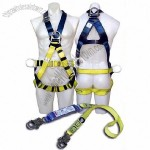 Safety Harness and Lanyard
