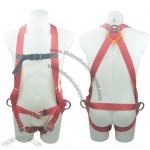 Safety Harness with 3 D Ring