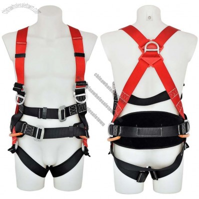 Safety Harness with 5 D Ring
