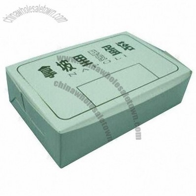 Safety Paper Board Box for Packing Food