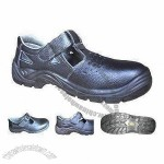 Safety Shoes, Measures 6.5 To 12 Inches