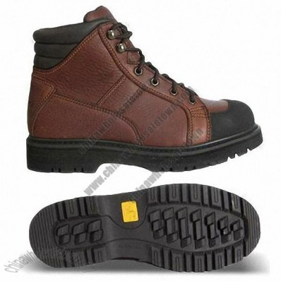 Safety Shoes with Steel Toe and Rubber Toe Cap Protection