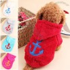 Sailor Hooded Sweatshirts for Pet Dog