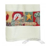 Sammy Sleigh Bells Towel Collection