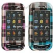 Samsung A877 Impression Plaid Design Case