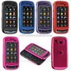 Samsung Impression A877 Rubberized Crystal Hard Case