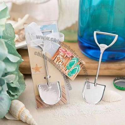 Sand Shovel Metal Bottle Opener