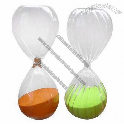 Sand Timers 10, 20 and 60 minutes