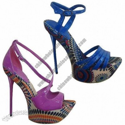 Sandals/Shoes with Upper PU, Suitable for Womwn's Dress