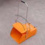 Sanitation Workers Windbreak Dustpan