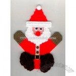 Santa Christmas Magnet - Great Stocking Stuffer