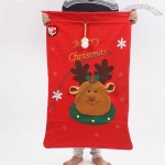 Santa Claus Christmas Gift Bag