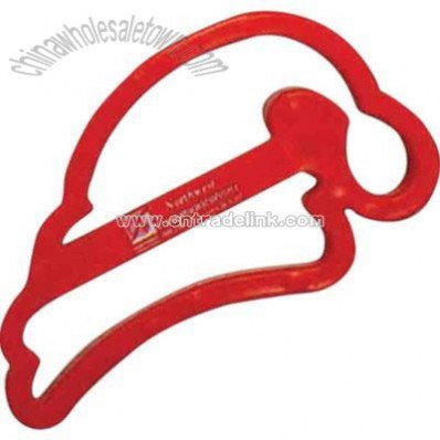 Santa Hat - Cookie cutter