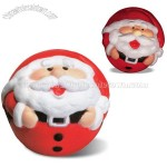 Santa Stress Reliever Ball-Ease