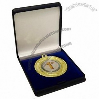 Satin Lined Medal Box