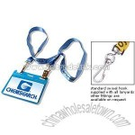 Satin Ribbon Lanyards
