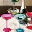 Saucer Champagne Glass