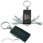 Savy Compact Essential Pocket Size Multi Tool W/ Keychain