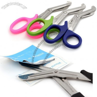 Sawtooth Bandage Scissors