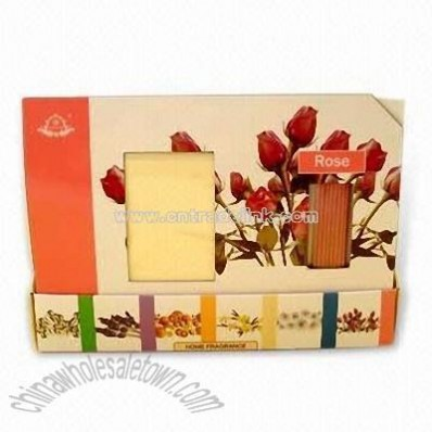 Scented Paper Card