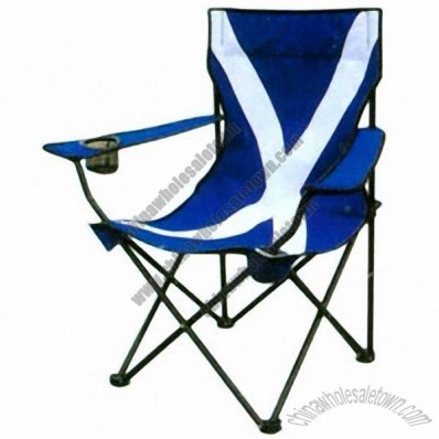 Scotland Flag Folding Chair