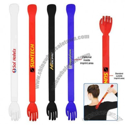 Scratch those hard to reach spots with the Hands On Back Scratcher