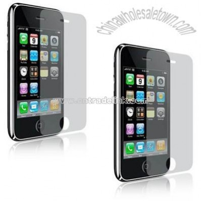 Screen Protectors X2 for Apple iPhone 3G 3GS