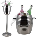 Screw Thread Wine Stand