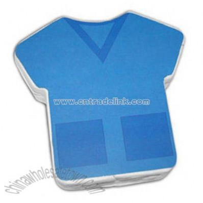 Scrubs Shaped Compressed T-Shirt