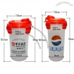 Seal Heat Preservation Straw Cup