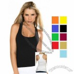 Seamless Ladies Tank Tops - Choice of 2 Sizes-Assorted Colors