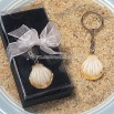 Seashell Keychain Favor