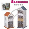 Seasoning House Spice Rack