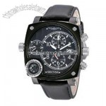 Sector Men's Compass Chronograph Watch