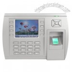 Self-Service Fingerprint Access Control Support Auto-Test Function