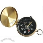 Senior Pocket Watch Type Copper Compass