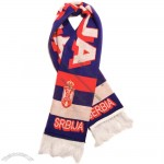 Serbia National Soccer Team Football Fan Scarf