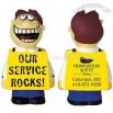 Service Rocks Stress Reliever