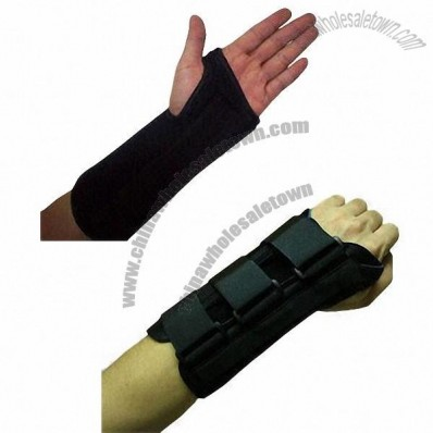 Sewed Wrist Brace, Lightweight and Durable