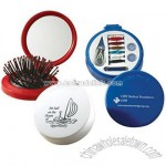 Sewing Kit Compact Mirror