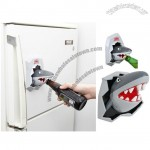 Shark Bottle Opener Fridge Magnetic